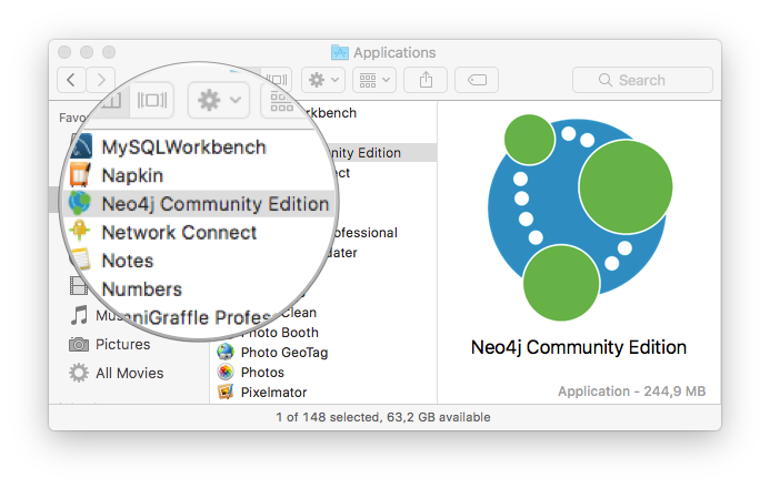 Building a Graph application with Grails and Neo4j | Grails Guides